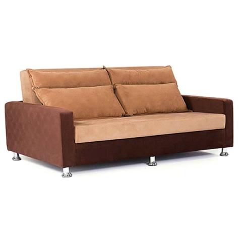 کاناپه مبل تخت شو ( تختخواب شو ، تخت خوابشو ) دو نفره مدل اودیسه