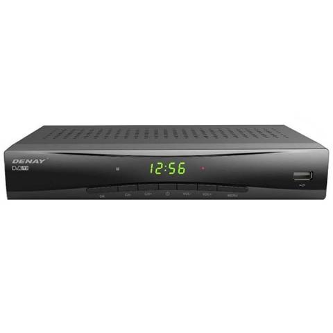 گیرنده تلویزیون دیجیتال دنای مدل DVB-T STB963T2