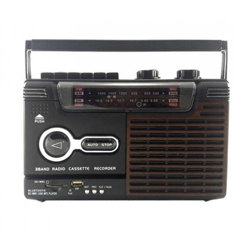 رادیو ضبط و اسپیکر  مدل 335