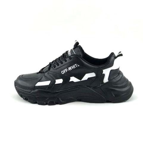 کفش مخصوص پیاده روی مردانه استیوالی مدل (3)OFF WHITE