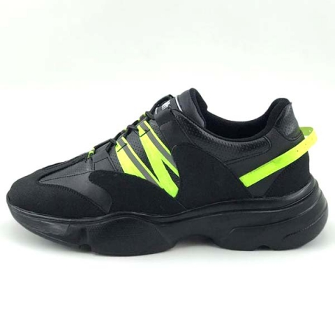 کفش مخصوص پیاده روی مردانه استیوالی مدل (4)OFF WHITE