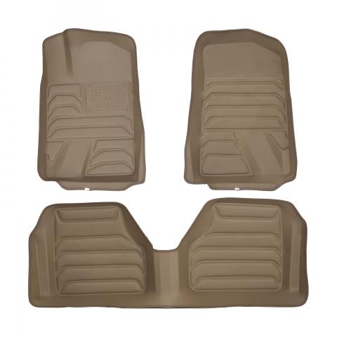 کفپوش سه بعدی خودرو مدل SG01 مناسب برای پژو 405