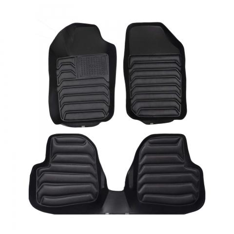 کفپوش سه بعدی خودرو مدل SG06 مناسب برای پژو 206