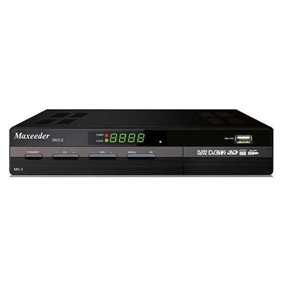 گیرنده دیجیتال مکسیدر مدل MX-3 3007LE