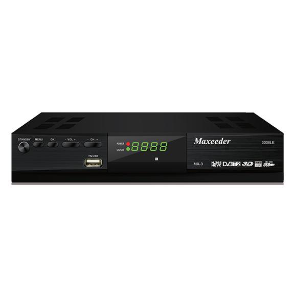 گیرنده دیجیتال مکسیدر مدل MX-3 3008LE
