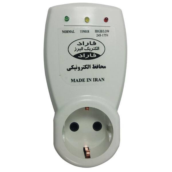 محافظ ولتاژ آنالوگ پکیج فاراد الکتریک البرز مدل FP/1