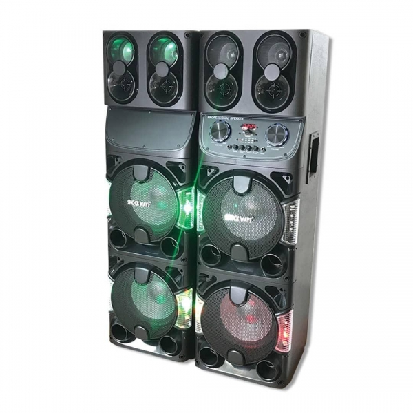 پخش کننده خانگی شوک ویو مدل ST-1030