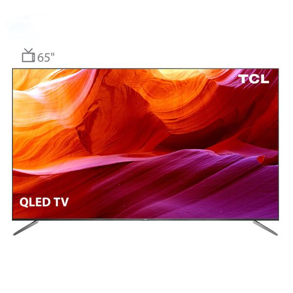 تلویزیون کیو ال ای دی هوشمند تی سی ال مدل 65C715 سایز 65 اینچ