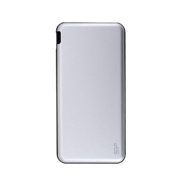 شارژر همراه سیلیکون پاور مدل GP27 ظرفیت 10000میلی آمپر ساعت