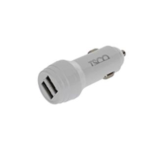 شارژر فندکی تسکو مدل TCG 23 به همراه کابل تبدیل USB به microUSB