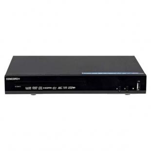 پخش کننده DVD کنکورد پلاس مدل DV-2660T2
