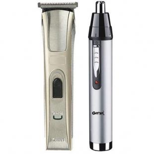 ماشین اصلاح کیمی مدل KM-5017 به همراه موزن گوش و بینی جیمی مدل GM-3107