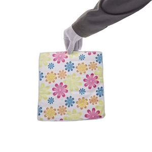 دستمال آشپزخانه میکروفایبر دلفین کد 202 بسته 4 عددی