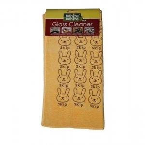 دستمال وایت اند وایت مدل گلس کلینر بسته 5 عددی