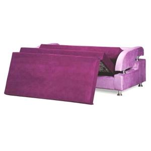 کاناپه مبل تخت شو ( تختخواب شو ، تخت خوابشو ) دو نفره مدل کاپیتال