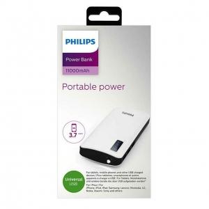 شارژر همراه فیلیپس مدل DLP6006 ظرفیت 11000 میلی آمپر ساعت