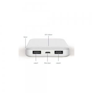 شارژر همراه وریتی مدل V-PO119 ظرفیت 10000میلی آمپر ساعت