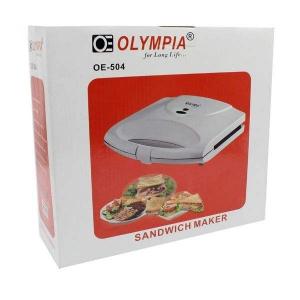 ساندویچ ساز المپیا مدل K1-OE-504