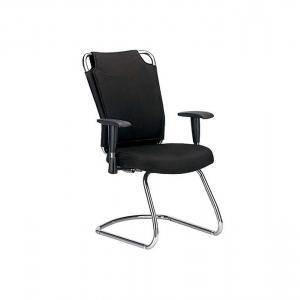 صندلی اداری مدل SC712p چرمی