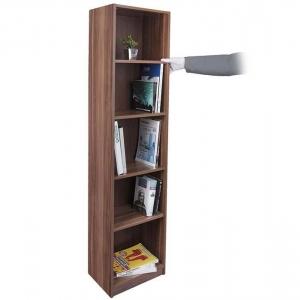 کتابخانه پنج طبقه مدل آذری