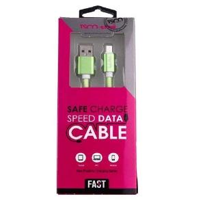 کابل تبدیل USB به microUSB تسکو مدل TC 53 N طول 1 متر