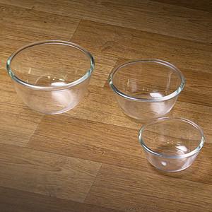 ظرف نگهدارنده شیشه و بلور اصفهان مدل رز کد 941 مجموعه 3 عددی