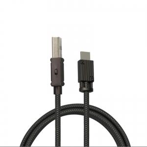 کابل تبدیل USB به usb-c کلومن مدل kd-20 طول 1 متر