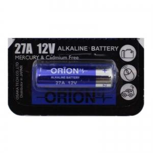 باتری 27A اوریون مدل Alkaline بسته 5 عددی