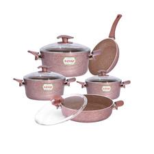 سرويس پخت و پز 9 پارچه اویز مدل سوینگ