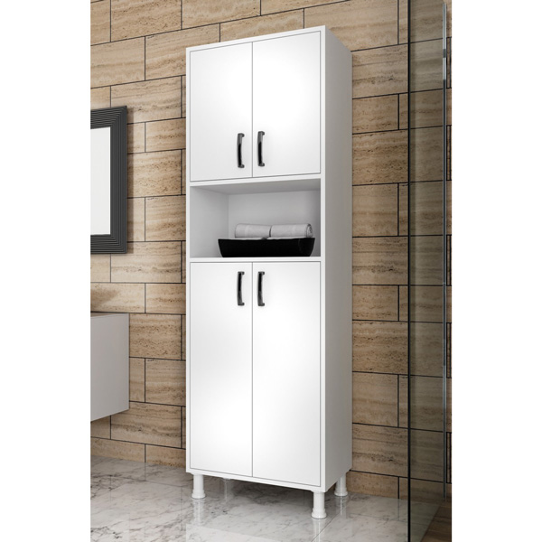 کمد چند منظوره آشپزخانه و سالن و حمام و بالکن و دفتر کار مدل M7 1106
