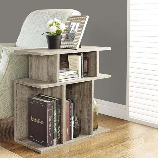 قفسه و کتابخانه اعتماد مدل DE-502