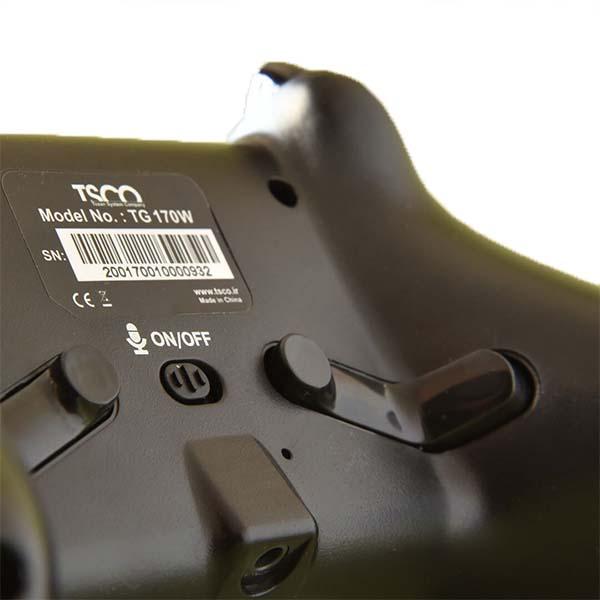 دسته بازی پلی استیشن ۴ تسکو مدل TG 170 W