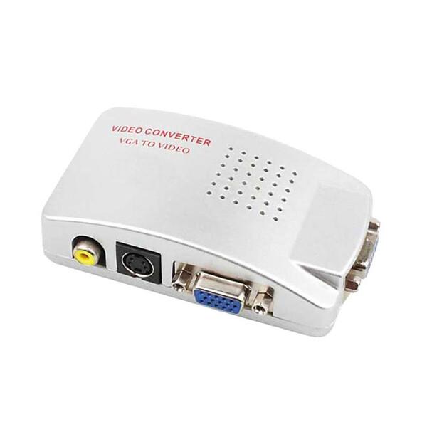 مبدل VGA به AV/S-Video دی نت مدل FD-05