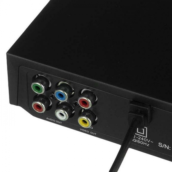 پخش کننده DVD مکسیدر مدل AR-202