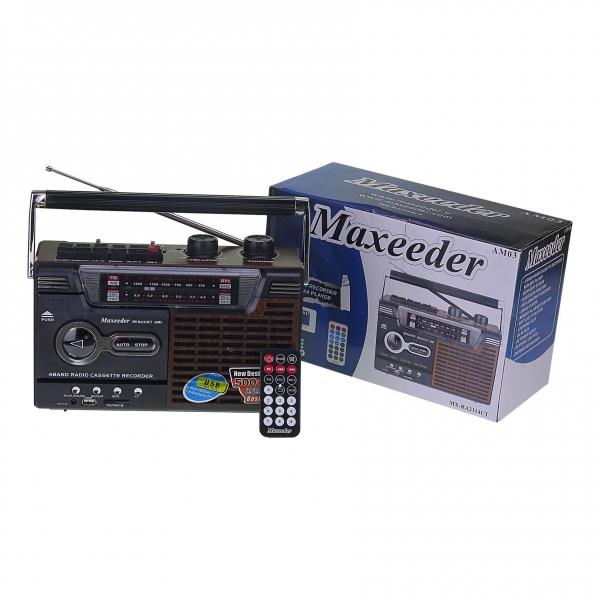 رادیو مکسیدر مدل MX-RA2114CT AM03