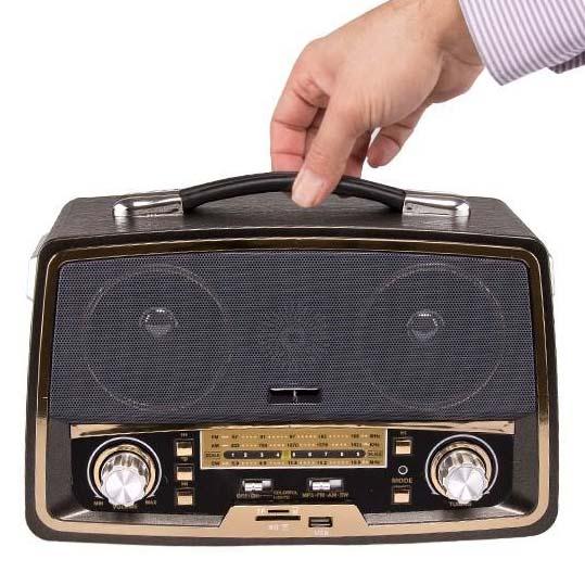 رادیو مکسیدر مدل MX-RA1213 AM08