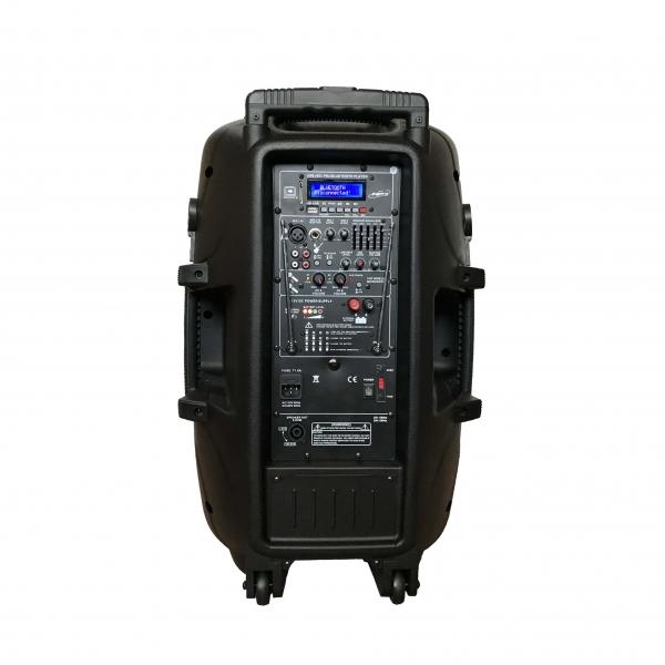 پخش کننده خانگی شارژی دوردور مدل DD-1505