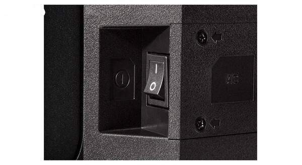 تلویزیون ال ای دی هوشمند سینگل مدل 5518-US سایز 55 اینچ