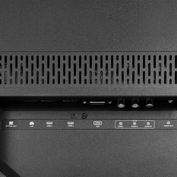 تلویزیون ال ای دی سینگل کد 4917 سایز 49اینچ