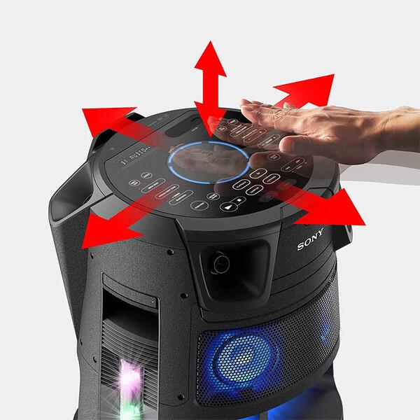 پخش کننده خانگی سونی مدل MHC-V83D