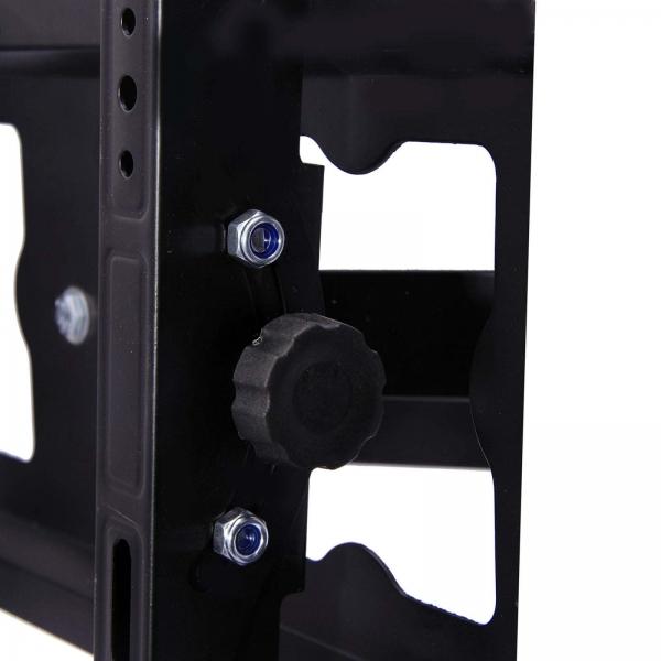 پایه دیواری آلفا مدل F1 مناسب برای تلوزیون 32 تا 43 اینچی