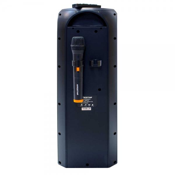 اسپیکر بلوتوثی قابل حمل کینگ استار مدل KBS 510