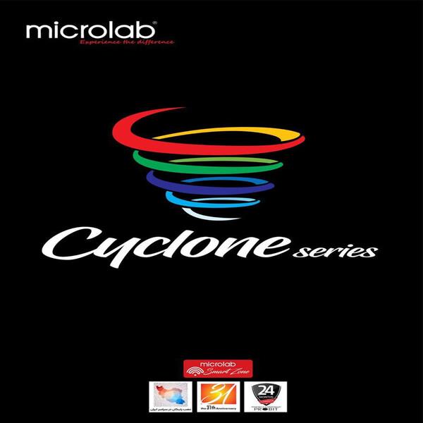 پخش کننده خانگی میکرولب مدل  M310102Cyclone