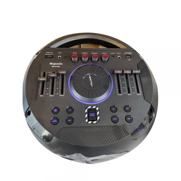 اسپیکر بلوتوثی مجستیک مدل KBS652