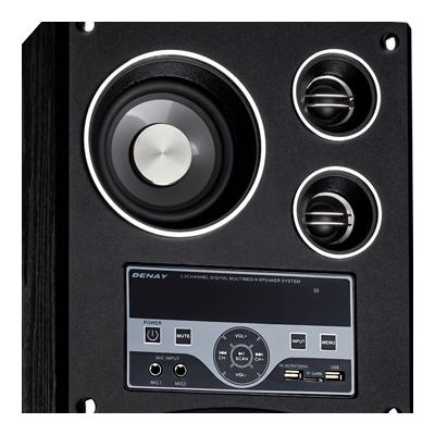 پخش کننده خانگی دنای مدل DE-3010NW3
