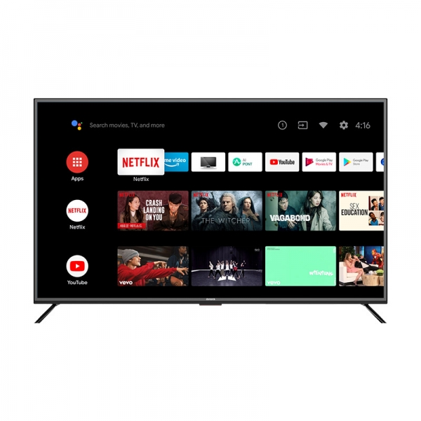 تلویزیون 43 اینچ ال ای دی آیوا هوشمند مدل 50D18FHDSMART