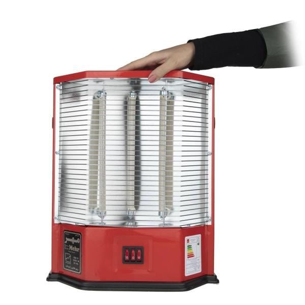 بخاری برقی گرما گستر مهر مدل Toyoset
