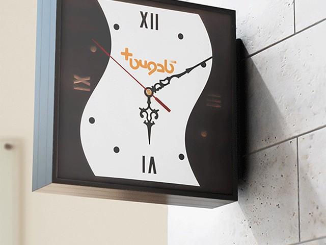 ساعت سفارشی