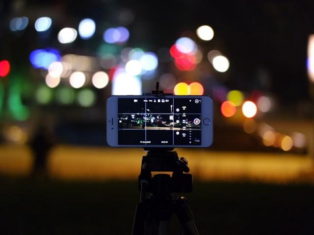 نور پردازی در عکسبرداری موبایل