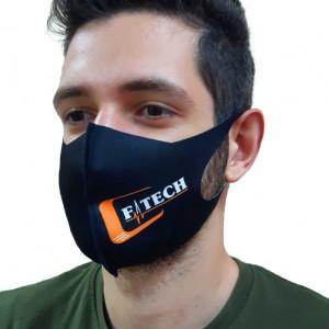 ماسک پارچه ای یک لایه چاپ تمام رنگی 1000 عددی